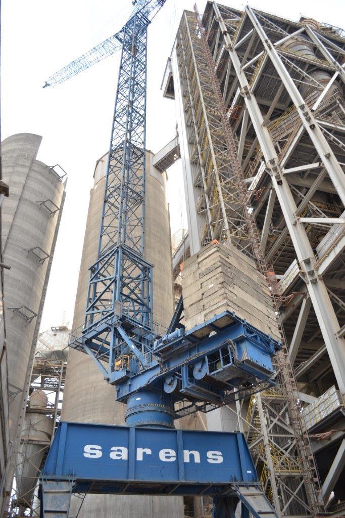 саренс цементный завод